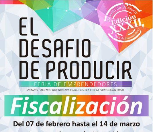 Fiscalización – El desafío de producir 97ff33ef4dc0